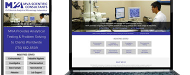MVA New Website