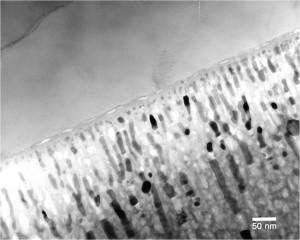 tem analysis of anodized aluminum