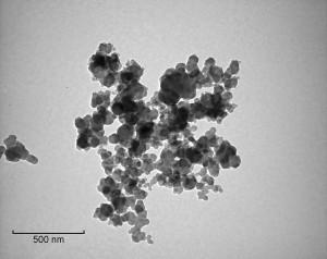 tem analysis of carbon soot